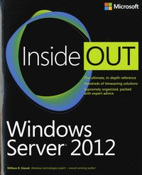 Windows Server 2012 Inside Out (h�ftad)