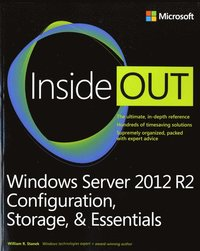 Windows Server 2012 R2 Inside Out Volume 1 (e-bok)