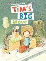 Tim's Big Move (inbunden)