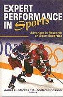 Expert Performance in Sports (inbunden)