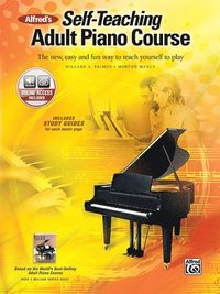 Alfred Self Teaching Adult Piano Course
