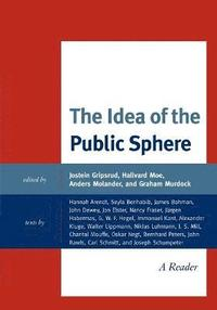 The Idea of the Public Sphere (h�ftad)