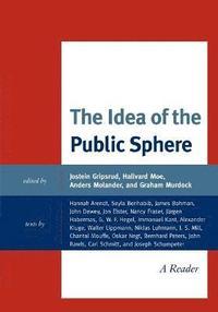 The Idea of the Public Sphere (h�ftad)