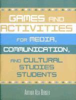 Games and Activities for Media, Communication  and Cultural Studies Students (h�ftad)
