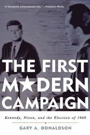 The First Modern Campaign (h�ftad)