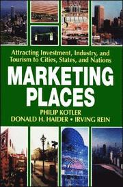 Marketing Places (h�ftad)