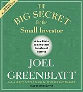 The Big Secret for the Small Investor (ljudbok)