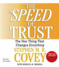 The Speed of Trust (ljudbok)