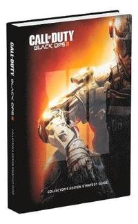 Call of Duty: Black Ops III Official Strategy Guide (inbunden)