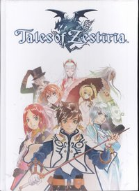 Tales of Zestiria Official Collector's Edition Strategy Guide (inbunden)