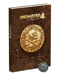 Uncharted 4: A Thief's End Collector's Edition Strategy Guide (h�ftad)