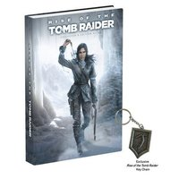 Rise of the Tomb Raider Collector's Edition Guide (inbunden)