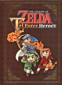 The Legend of Zelda: Tri Force Heroes Collector's Edition Guide (h�ftad)