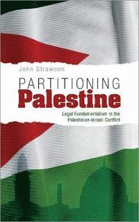 Partitioning Palestine (inbunden)