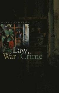 Law, War and Crime (h�ftad)