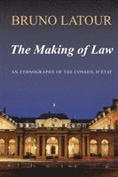 The Making of Law (h�ftad)