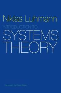 Introduction to Systems Theory (h�ftad)