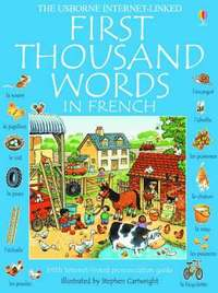 First Thousand Words in French (h�ftad)
