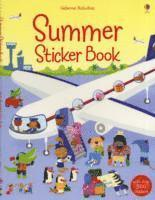 Summer Sticker Book (h�ftad)