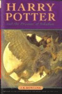 Harry Potter and the Prisoner of Azkaban (inbunden)