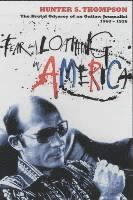 Fear and Loathing in America (h�ftad)