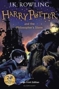 Harry Potter and the Philosopher's Stone (inbunden)
