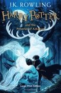 Harry Potter and the Prisoner of Azkaban (LARGE PRINT)