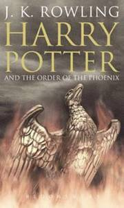 Harry Potter and the Order of the Phoenix (inbunden)