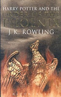 Harry Potter and the Order of the Phoenix: Adult Edition (h�ftad)