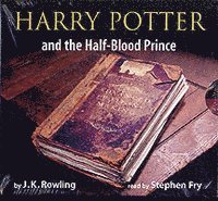 Harry Potter and the Half-Blood Prince: Unabridged (ljudbok)
