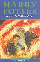 Harry Potter And The Half-Blood Prince (h�ftad)
