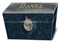 Harry Potter Adult Paperback Boxed Set: Adult Edition (inbunden)
