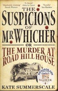 The Suspicions of Mr. Whicher (h�ftad)