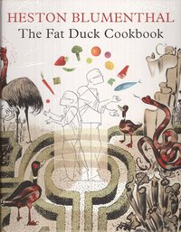The Fat Duck Cookbook (h�ftad)