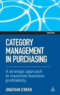 Category Management in Purchasing (inbunden)