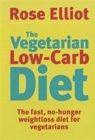 The Vegetarian Low Carb Diet (h�ftad)