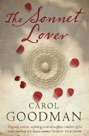 The Sonnet Lover (häftad)