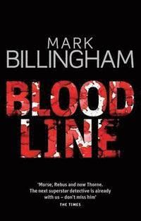 Bloodline (inbunden)