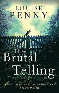 The Brutal Telling (h�ftad)