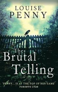 The Brutal Telling (h�ftad)