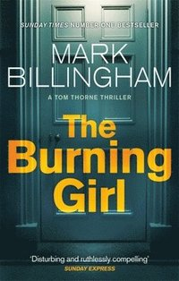 The Burning Girl (h�ftad)