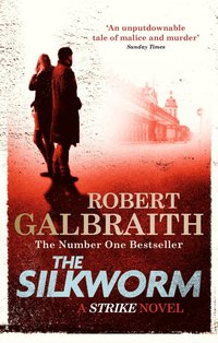The Silkworm (häftad)