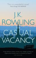 The Casual Vacancy (inbunden)
