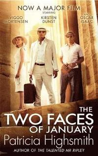 The Two Faces of January (inbunden)