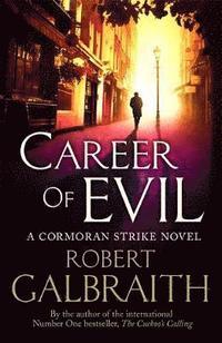 Career of Evil (inbunden)