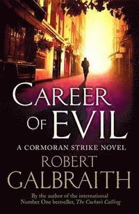 Career Of Evil (h�ftad)
