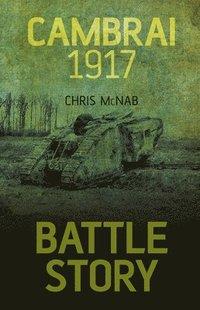 Battle Story Cambrai 1917 (inbunden)
