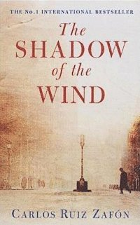 The Shadow of the wind (inbunden)