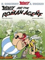 Asterix and the Roman Agent (h�ftad)