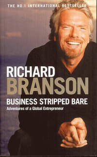 Business Stripped Bare (pocket)